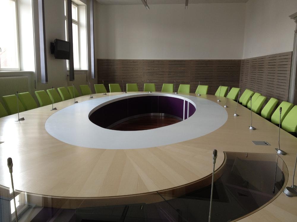 Salle de Conseil Communautaire